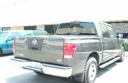 NISSAN TITAN SINGLE LOCK