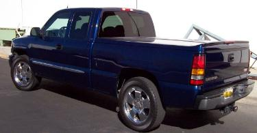 TOPDECK TL SERIES CHEVY SILVERADO 99-06 SHORT BED